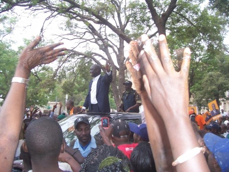 Sénégal, une caserne d'Ali baba ou le débat vole bas !