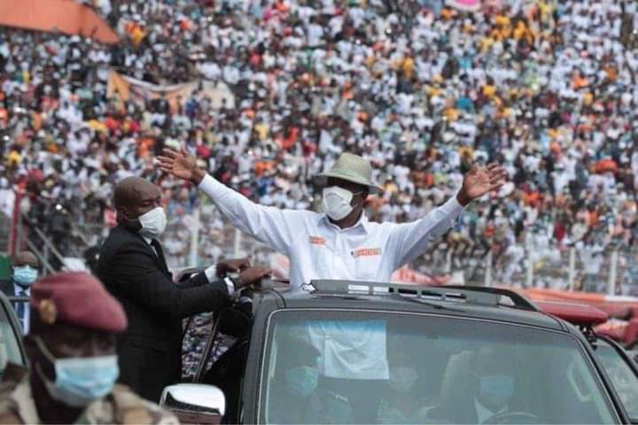 Côte d'Ivoire: Le président Ouattara investi candidat par son parti ce samedi