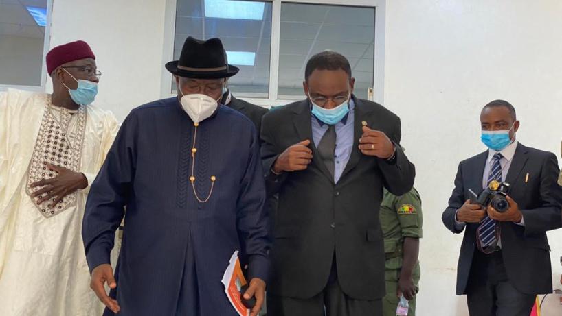 Mali : Les émissaires de la CEDEAO rencontrent les sages de la Cour constitutionnelle