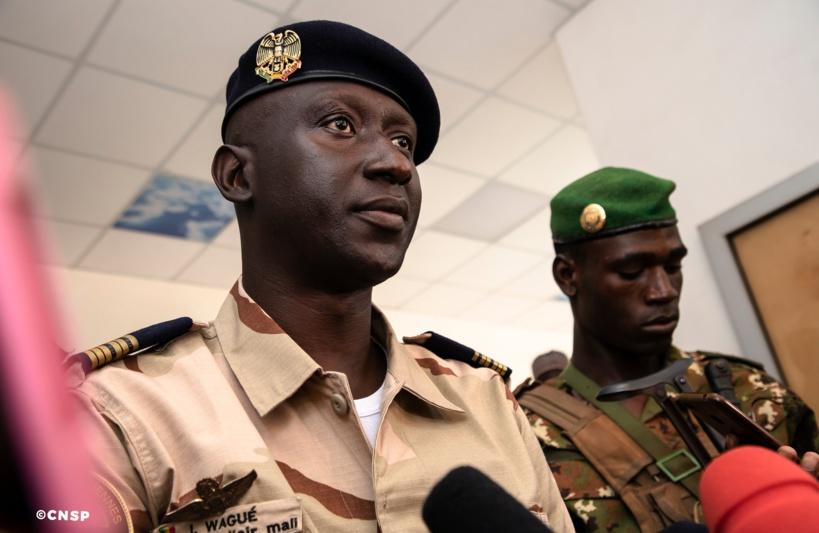 Proposition d'une transition de 3 ans au Mali : le porte-parole du Cnsp dément