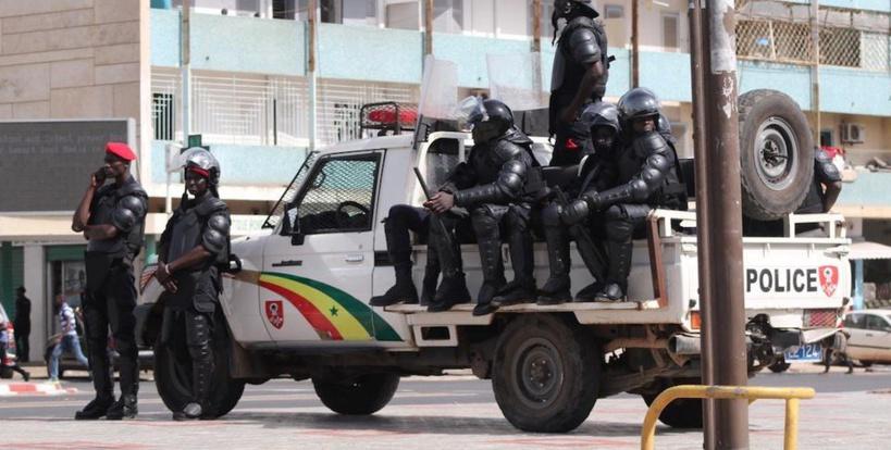 Touba : 214 arrestations pour non-port de masque