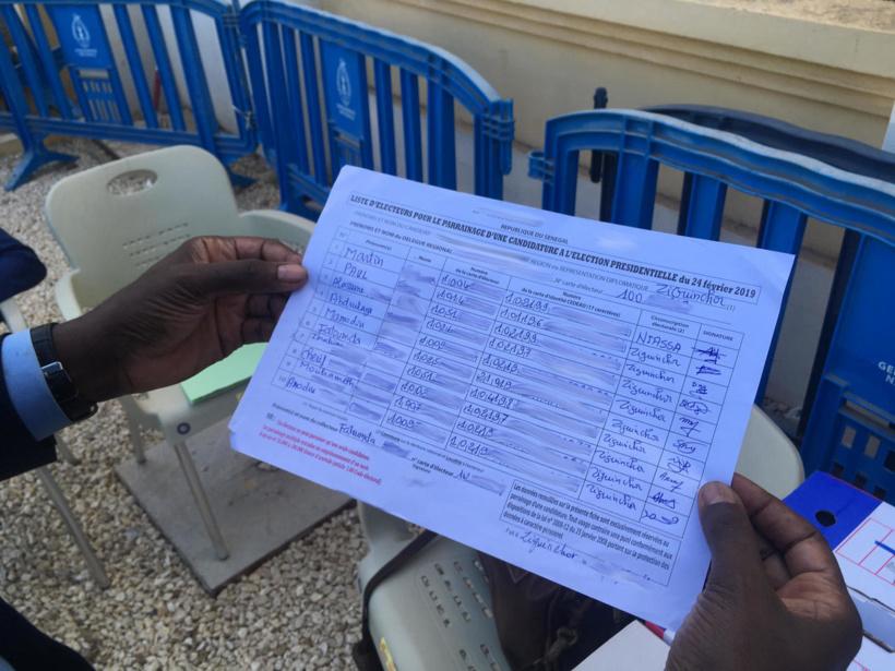 Le parrainage supprimé pour les élections locales par le CNDP
