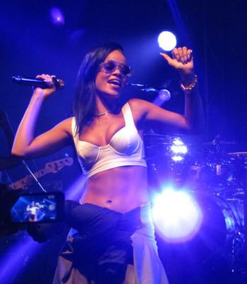 Concert au Canada : Rihanna en manque d'inspiration