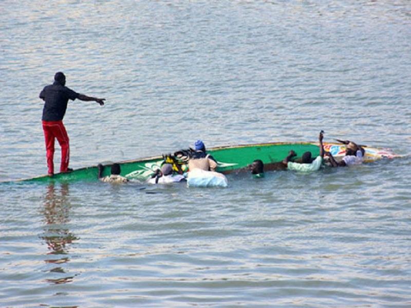 Richard-Toll : 2 rescapés et 3 personnes portées disparues dans un chavirement d'une pirogue