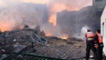 Proche-Orient: pas de trêve sur le front de Gaza alors que Laurent Fabius arrive dans la région