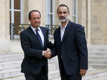 La France va-t-elle armer l'opposition syrienne ?