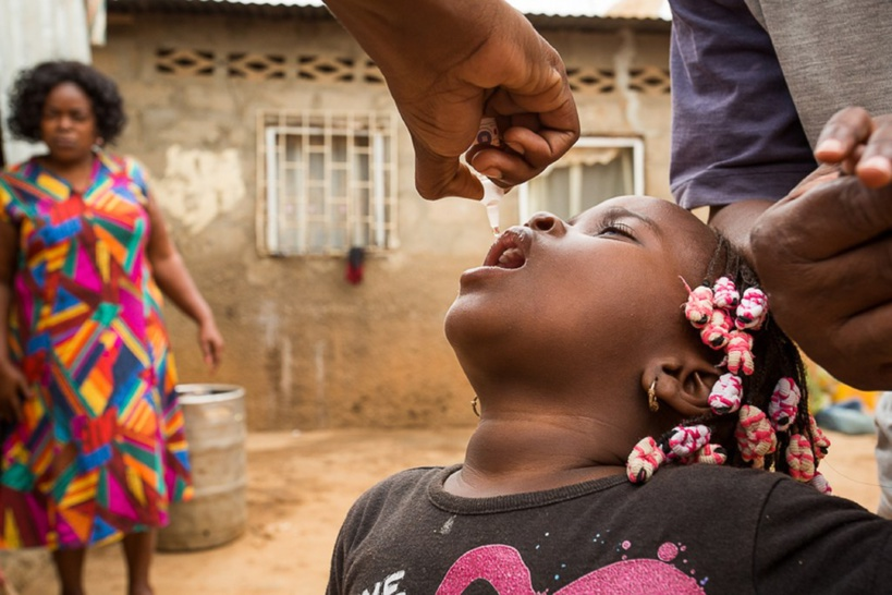 Eradication de la polio en Afrique : L'Ocha contredit L'Oms