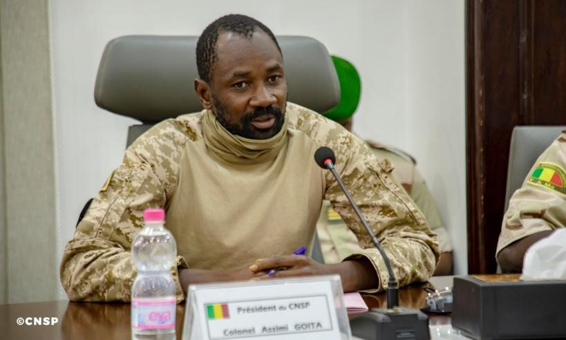 Mali: Le CNSP convoque la classe politique et la société civile pour démarrer le processus de transition