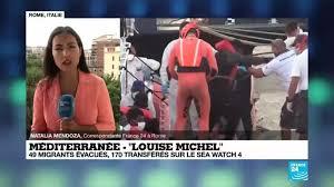 """Migrants : """"L'Italie a entamé un bras de fer avec les ONG de secours en mer Méditerranée"""""""