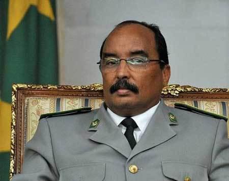 Mauritanie: le président Ould Abdel Aziz reçu par François Hollande à l'Elysée