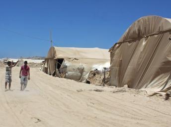 Egypte: les tunnels qui ravitaillent Gaza pris pour cibles par l'armée israélienne
