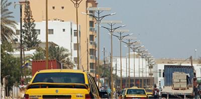 14 mille Points lumineux : Le maire de Dakarl veut une ville lumière