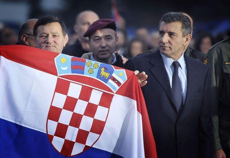 La Serbie ne décolère pas après l'acquittement d'Ante Gotovina par le TPI
