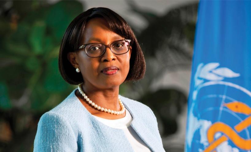 La Directrice régionale de l'OMS pour l'Afrique exprime son ambition de voir la médecine traditionnelle être reconnue sur le plan international