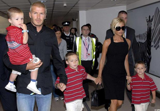 Les Beckham déménagent ?