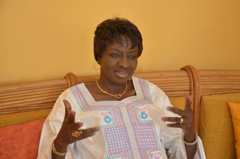 Mon coup de foudre: Mme Aminata Touré ministre de la justice