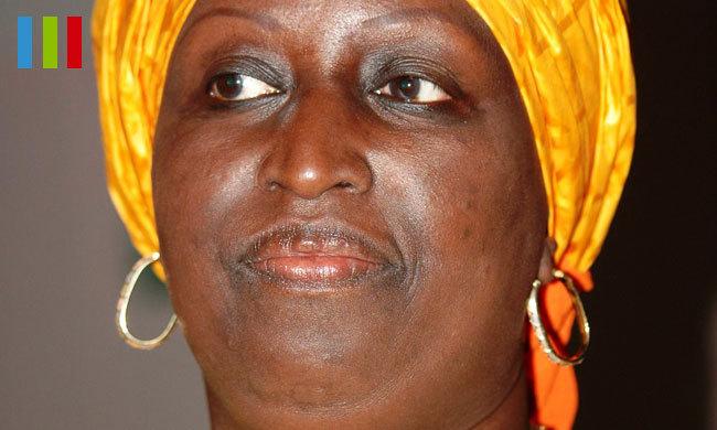 Penda MBOW représentante personnelle de Macky SALL à l'OIF