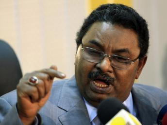 Salah Gosh, ancien chef des renseignements soudanais.
