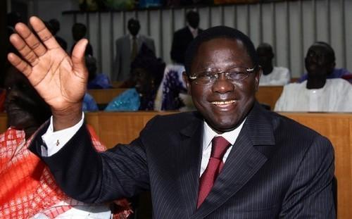 AUDIO – Pape Diop, ex-président du Senat crée son parti : Son cheval de bataille « L'Agriculture et … »