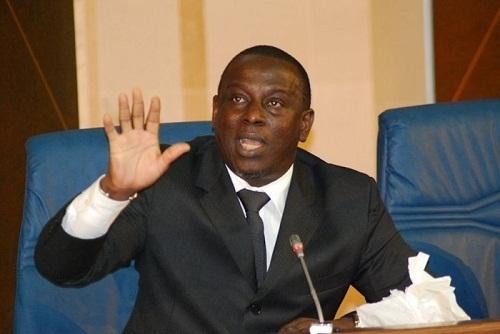 Dr Cheikh Tidiane GADIO toujours dans ses Affaires étrangères