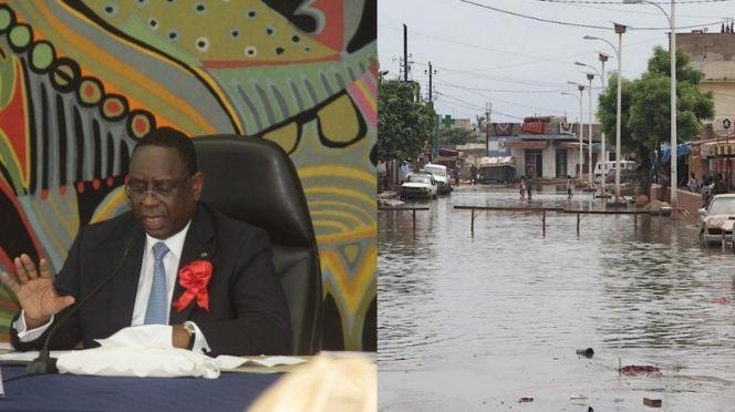 Lutte contre les inondations : sur les 10 points du plan décennal, 7 ne sont pas exécutés, révèle un géographe-environnementaliste
