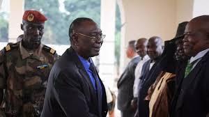 Centrafrique: l'ex-président Michel Djotodia reçu par le chef de l'Etat