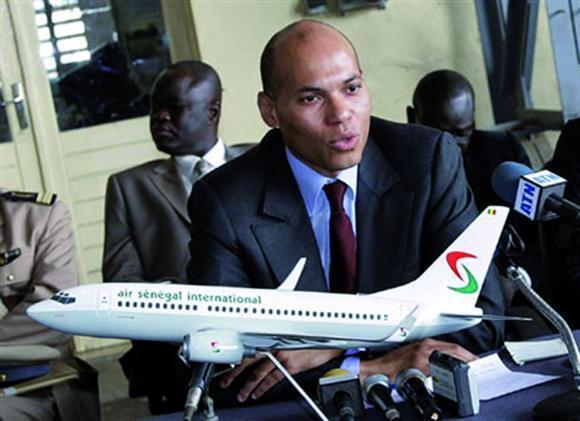 Enquête sur l'enrichissement illicite : Karim Wade gagnerait 5 millions par heure à l'aéroport de Dakar ?