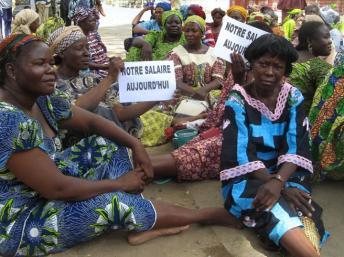Tchad: après 9 semaines de grève, le gouvernement blâme l'Union des syndicats