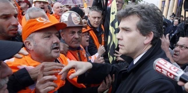 France: dernière ligne droite pour les salariés de Florange