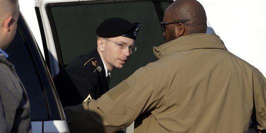 Etats-Unis: Bradley Manning, la «taupe» de WikiLeaks s'exprime publiquement