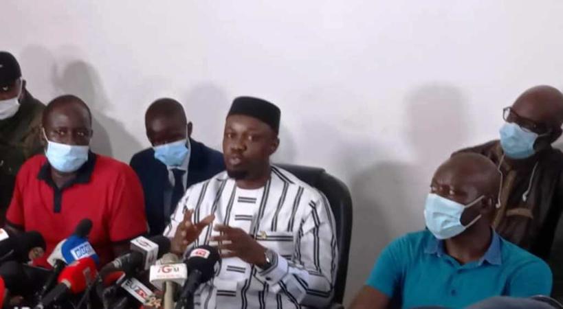 Gestion inondations: Ousmane Sonko annonce une visite au DG de l'ONAS dès son retour à Dakar
