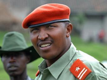 Le général Bosco Ntaganda aurait dirigé les troupes du M23 stationnées à Kibumba.