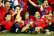 Coupe des Confédérations FIFA : L'Afrique hérite de l'Espagne