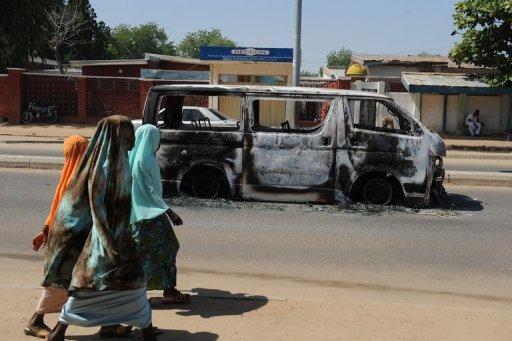 Dix personnes tuées dans la nuit au nord-est du Nigeria