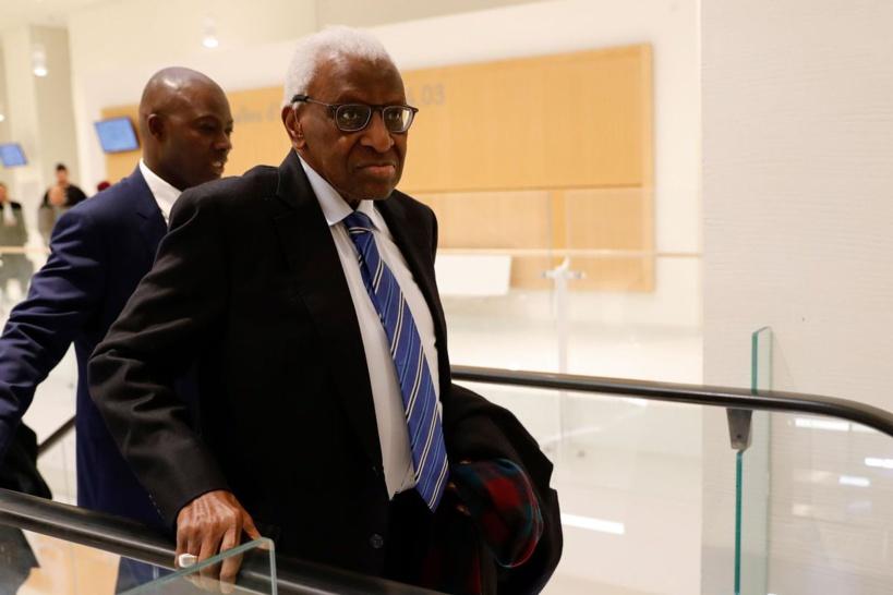 Tribunal de Paris : jour de vérité pour Lamine Diack et son fils, Papa Massata Diack