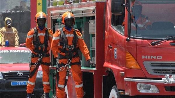 Mbao: les pompiers confrontés à un dilemme cornélien pour l'évacuation des eaux pompées