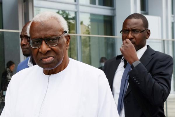 Affaire IAAF: Lamine Diack condamné à 4 ans de prison dont 2 ans ferme pour corruption