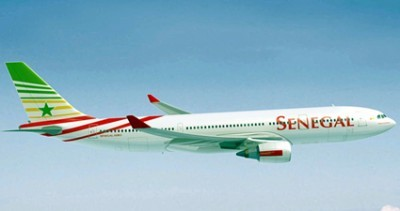 Pour non payement  de 3,9 milliards F CFA : Le DG des Ads cloue au sol un avion de Sénégal Airlines