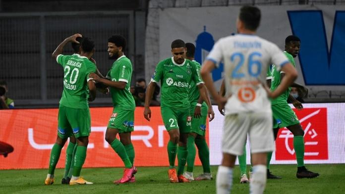 Après sa victoire à Paris, Marseille trébuche à domicile face à Saint-Etienne