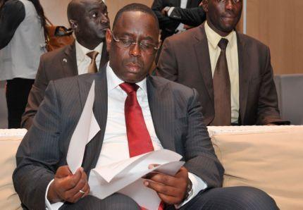 Macky Sall rectifie l'ancien président béninois Nicéphore Soglo