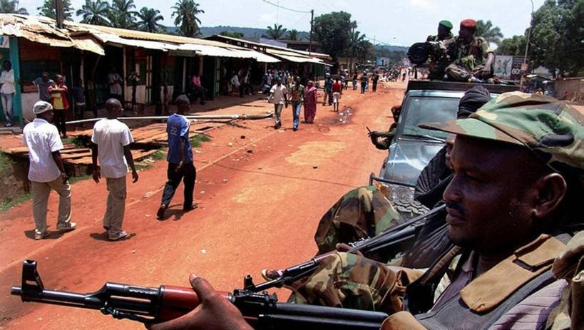 Centrafrique: un ex-officier mis en examen et incarcéré en France pour crimes de guerre