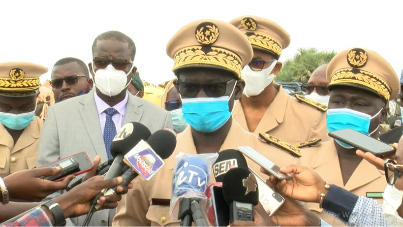 """Aide aux victimes des inondations : le Gouverneur de Dakar lance l'opération """"Feindy"""""""