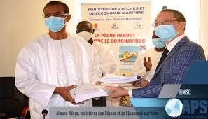Programme d'urgence pour la brèche de Saint-Louis: un contrat de plus de 7 milliards francs signé pour le dragage et le balisage
