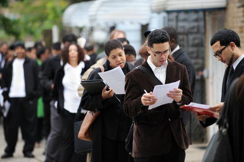 Etats-Unis: le taux de chômage à son plus bas niveau depuis quatre ans