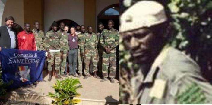 Casamance: les circonstances de la libération des huit militaires sénégalais par Salif Sadio