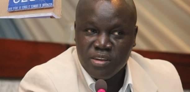 Professeur Mamadou Ndiaye, élu Directeur du Cesti