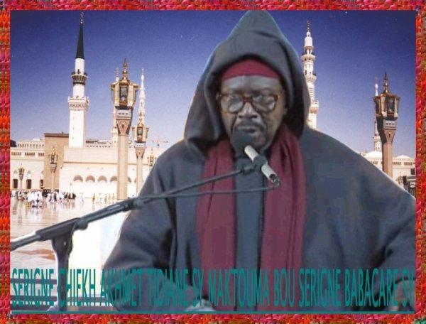 Succession à Tivaouane : Serigne Abdoul Aziz SY Junior reconnaît Serigne Cheikh Tidiane SY comme  nouveau khalife