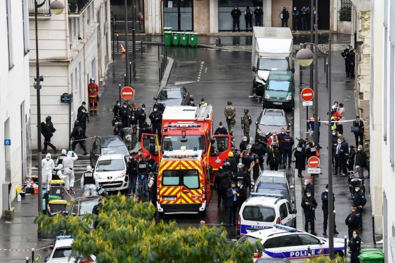 Attaque à Paris: la garde à vue du deuxième suspect levée