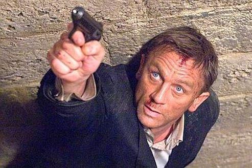 James Bond devenu trois fois plus violent selon une étude