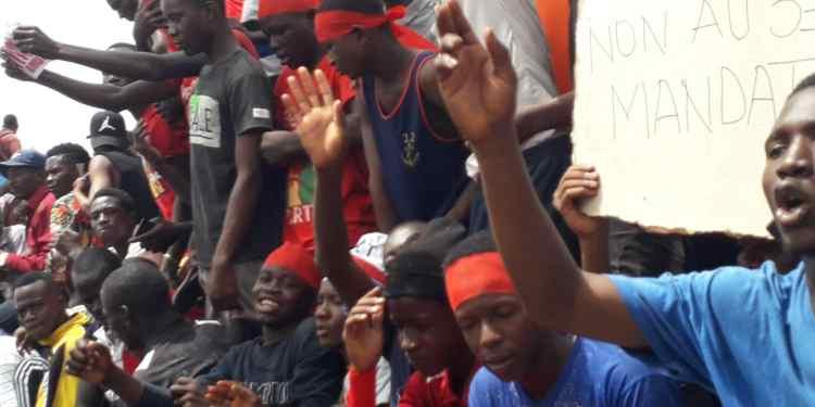 Troisième mandat: Malgré l'interdiction, le FNDC maintient sa marche du 29 septembre sur l'autoroute
